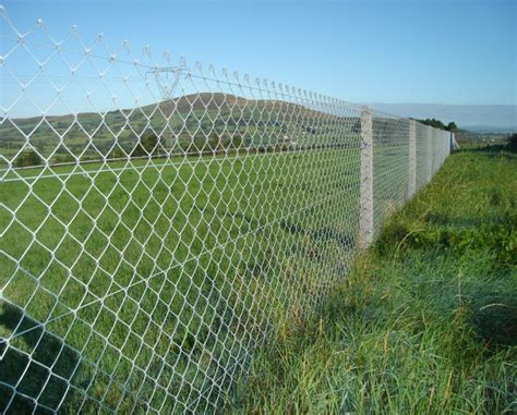 How To Cement Chain Link Fence Posts