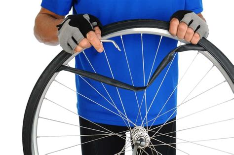 How To Change A Bicycle Tire Video