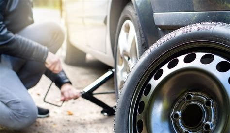 How To Change A Flat Tire Video