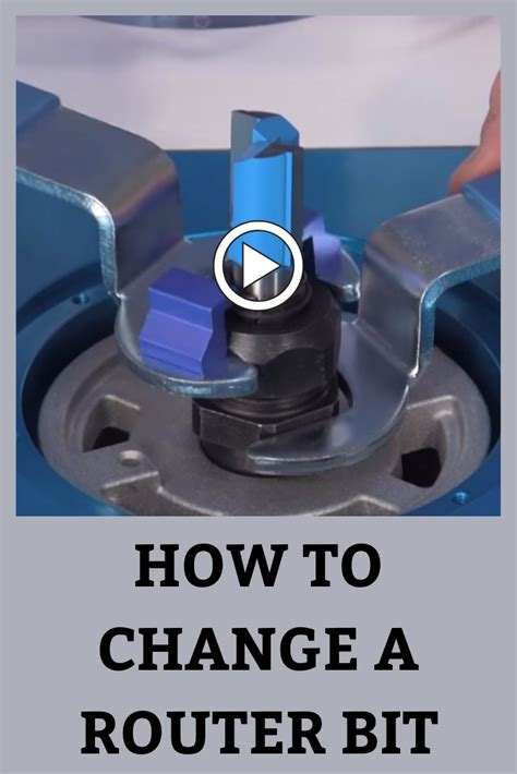 How To Change A Makita Router Bit