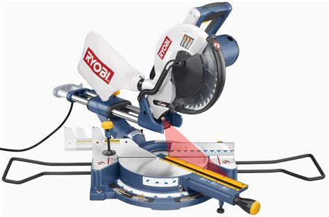 How To Change The Blade On A Ryobi Mitre Saw