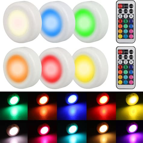 How To Change Under Counter Puck Light Bulbs