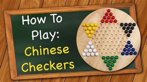 How To Chinese Checkers Play