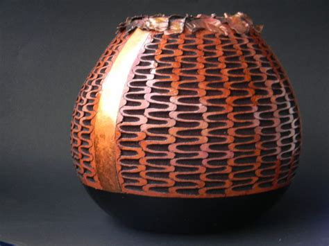 How To Chip Carve Gourds