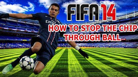 How To Chip In Fifa 14