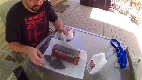 How To Clean A Arkansas Sharpening Stone