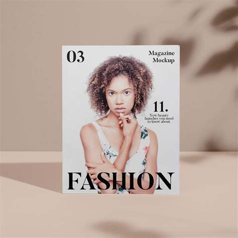 How To Clean A Magazine Cover