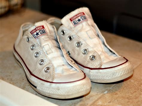How To Clean Converse All Star Sneakers