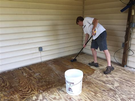 How To Clean Plywood Floor Under Carpeting