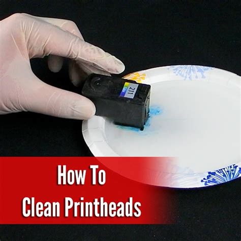 How To Clean Print Head On A Calculator