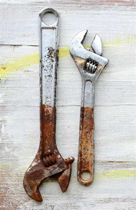 How To Clean Rust Off Tools And Iron