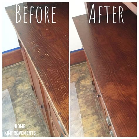 How To Clean Up Old Wood Trim