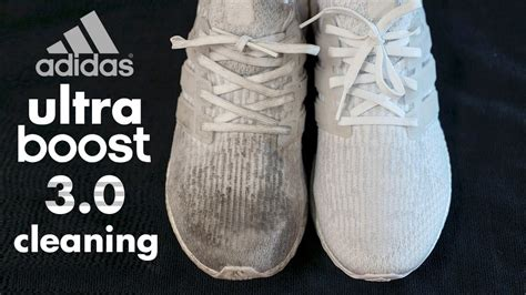 How To Clean White Adidas Sneakers