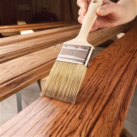 How To Clean Wood Stain Out Of A Paint Brush