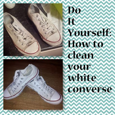 How To Clean Your Converse Sneakers