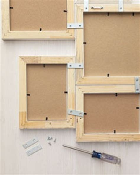 How To Connect Picture Frames Together