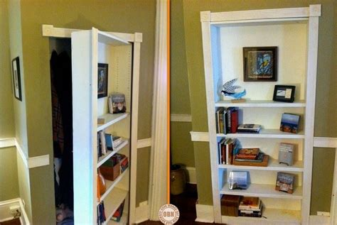 How To Construct A Hidden Bookcase