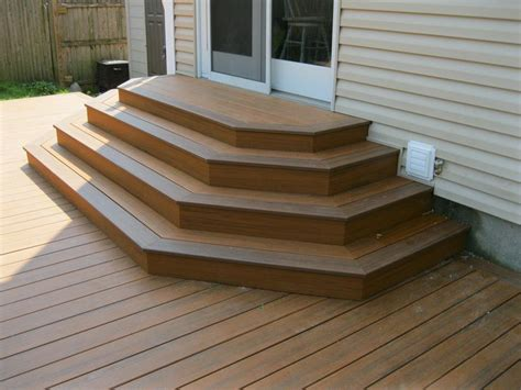 How To Construct Deck Octagon Stairs