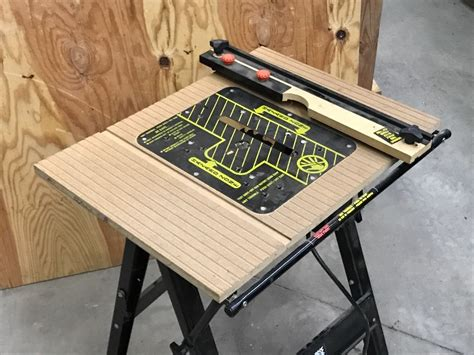 How To Convert A Circular Saw To A Table Saw