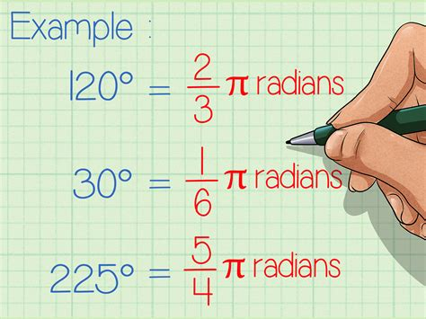 How To Convert Fractions To Degrees