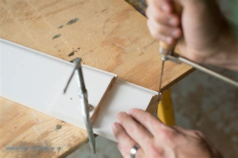 How To Cope Baseboard Molding