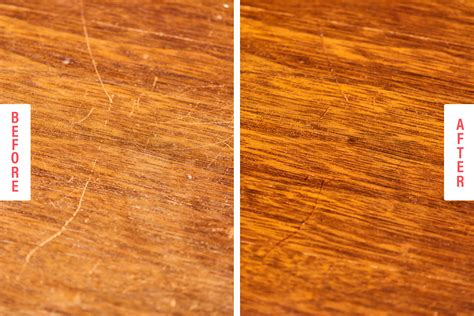 How To Cover Scratches On Wood Kitchen Table
