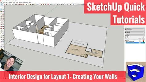 How To Create Floor Plans In Sketchup