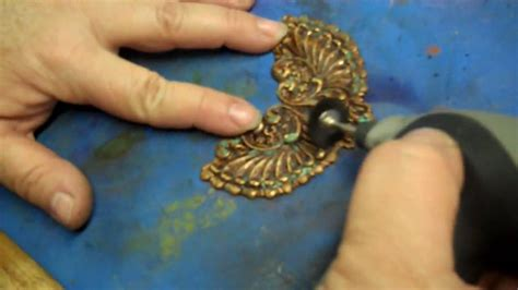 How To Create Patina On Brass Jewelry