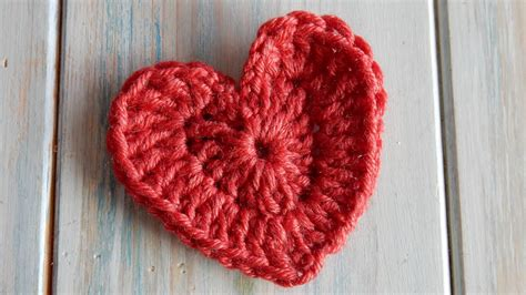 How To Crochet A Heart