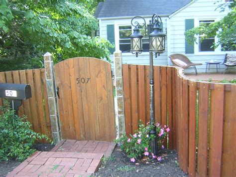 How To Curve Wood For Gates