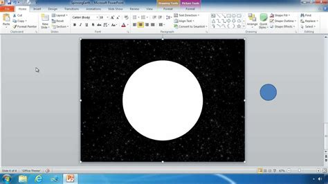 How To Cut A Circle In Powerpoint