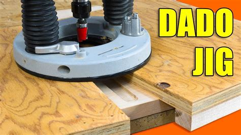 How To Cut A Dado Joint With A Router
