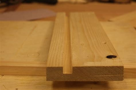 How To Cut A Groove In Wood