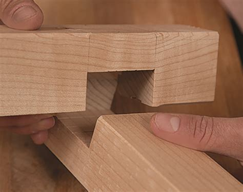 How To Cut A Lap Joint In Wood