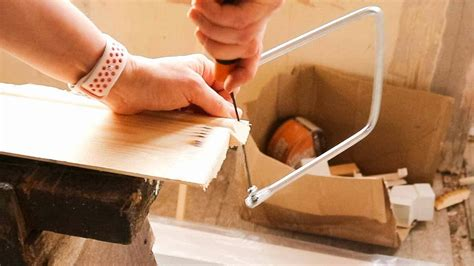 How To Cut A Mitre Joint On Skirting Board