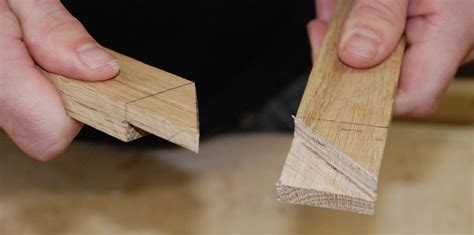How To Cut A Perfect 45 Degree Mitre Joint