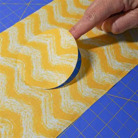 How To Cut A Perfect Circle In Fabric