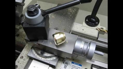 How To Cut A Radius On A Lathe