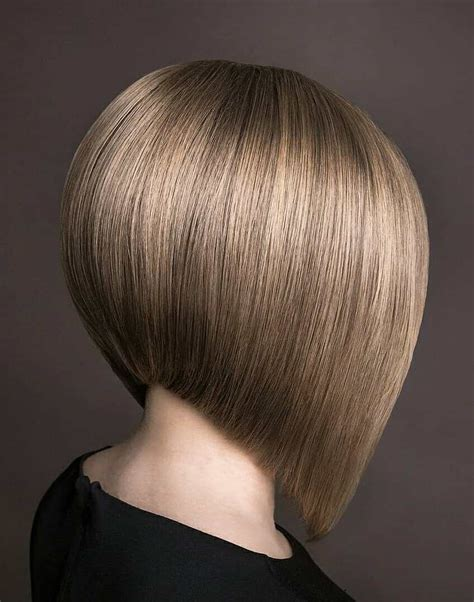 How To Cut A Tapered Bob