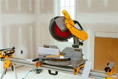 How To Cut Baseboard Angles With A Mitre Saw