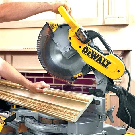 How To Cut Baseboard With A Compound Miter Saw