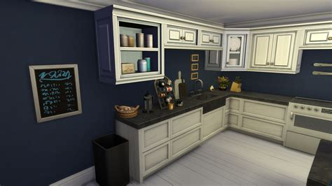 How To Cut Cabinets In Half In Sims 4