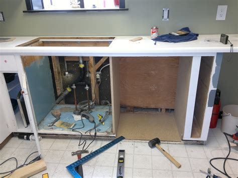 How To Cut Cabinets To Install Appliances