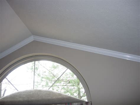 How To Cut Cove Molding To A Vaulted Ceiling