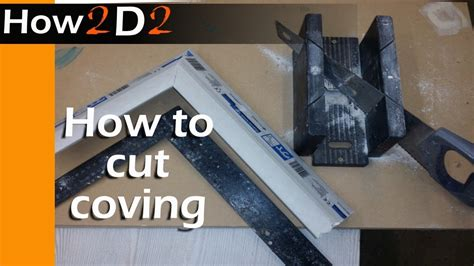 How To Cut Coving Angles Youtube Song