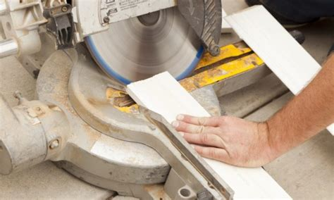 How To Cut Crown Molding Flat On Miter Saw
