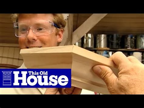 How To Cut Crown Molding For Kitchen Cabinets Video