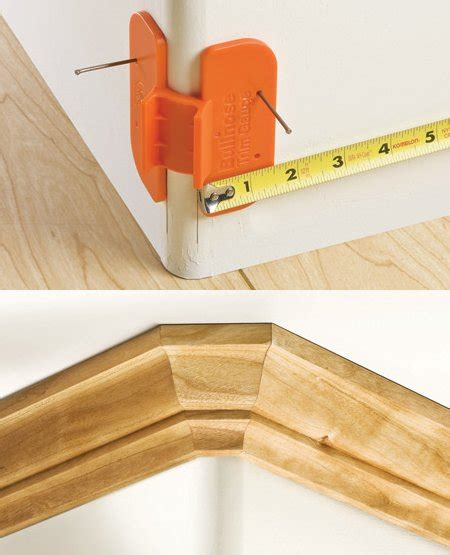 How To Cut Crown Molding Outside Bullnose Corners