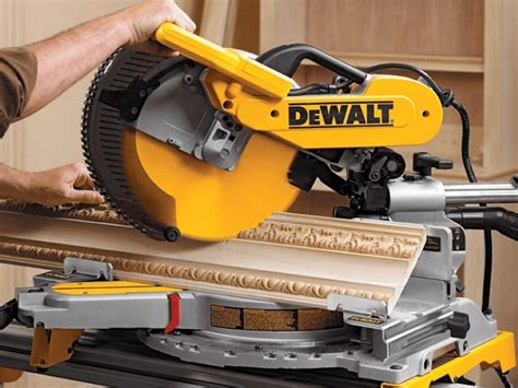 How To Cut Crown Molding With A Power Miter Saw
