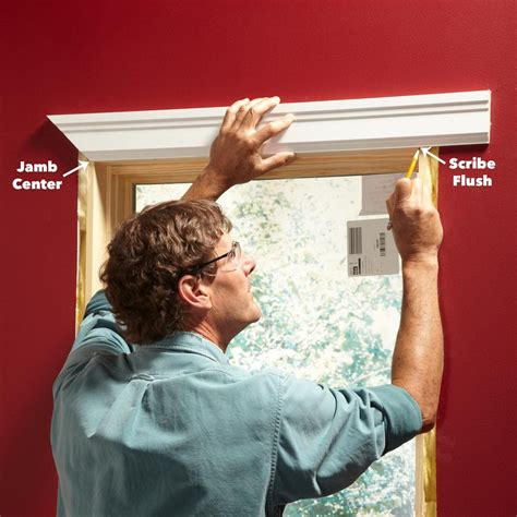 How To Cut Door Trim 45 Degree